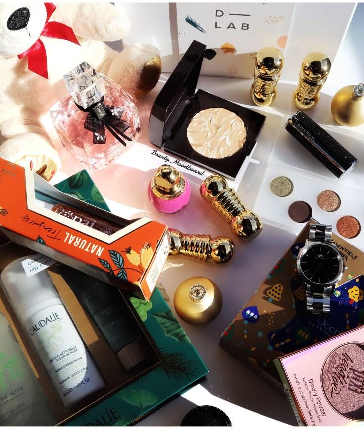 Idées cadeaux beauté soin mode Noël 2019 sous forme d'horoscope
