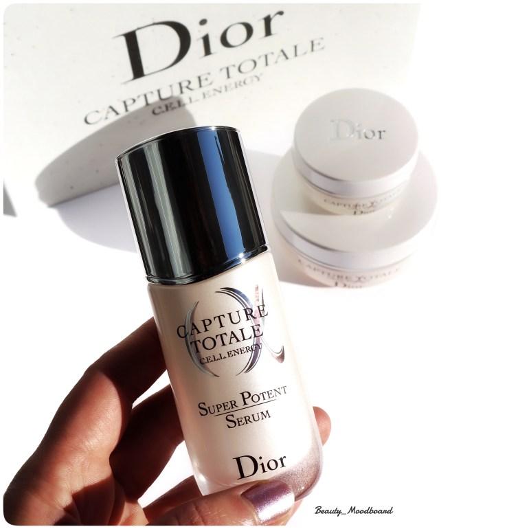 Nouveau Dior Capture Totale Super Potent Sérum CELL Energy chiffre 1 numérologie 2020 du Beauty HorosKope