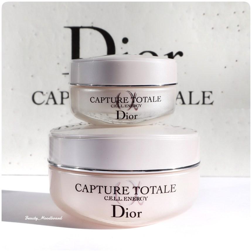 Dior Capture Totale CELL Energy Crème Fermeté et Soin Regard