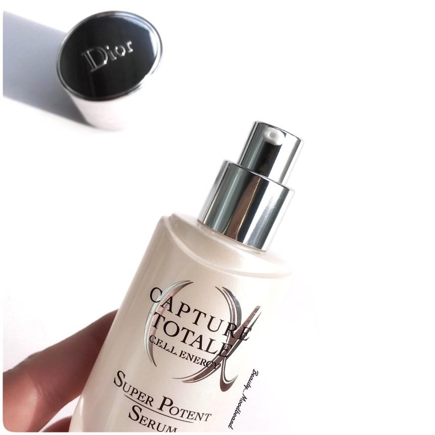Soin visage anti-âge global Dior Skincare Super Potent Serum