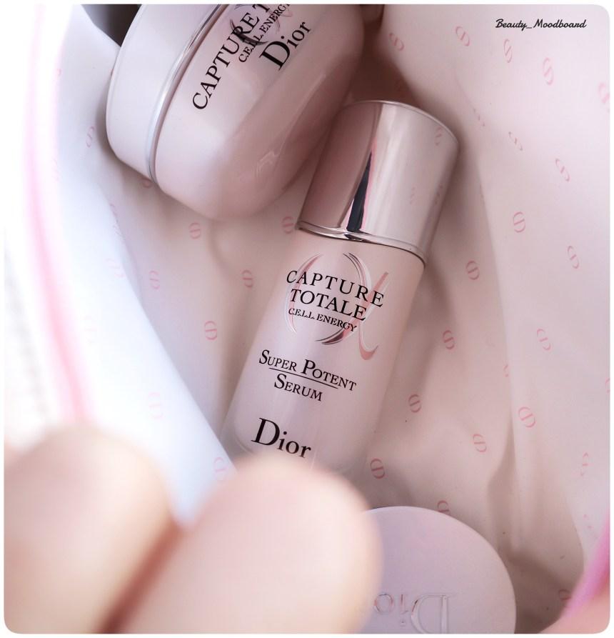 Trousse beauté Dior Capture Totale CELL Energy