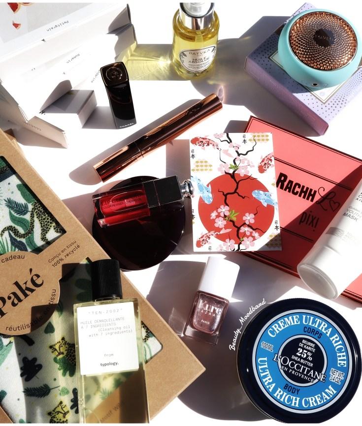 selection de 12 produits de beauté tendance selon votre signe astologique chinois pour l'année 2020