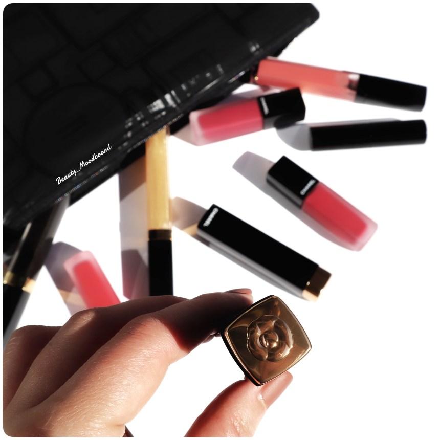 Nouveau Rouge à lèvres en édition limitée Chanel Rouge Allure Velvet Beauty HorosKope Chinois 2020 Dragon