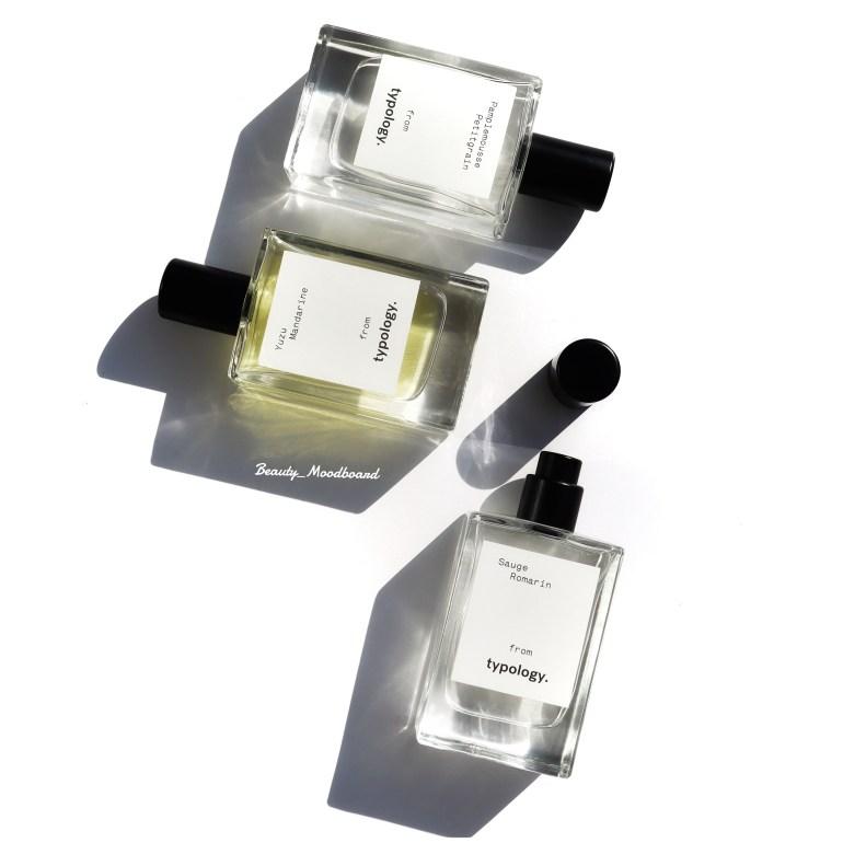 Typology Parfum Naturel Hespéridé