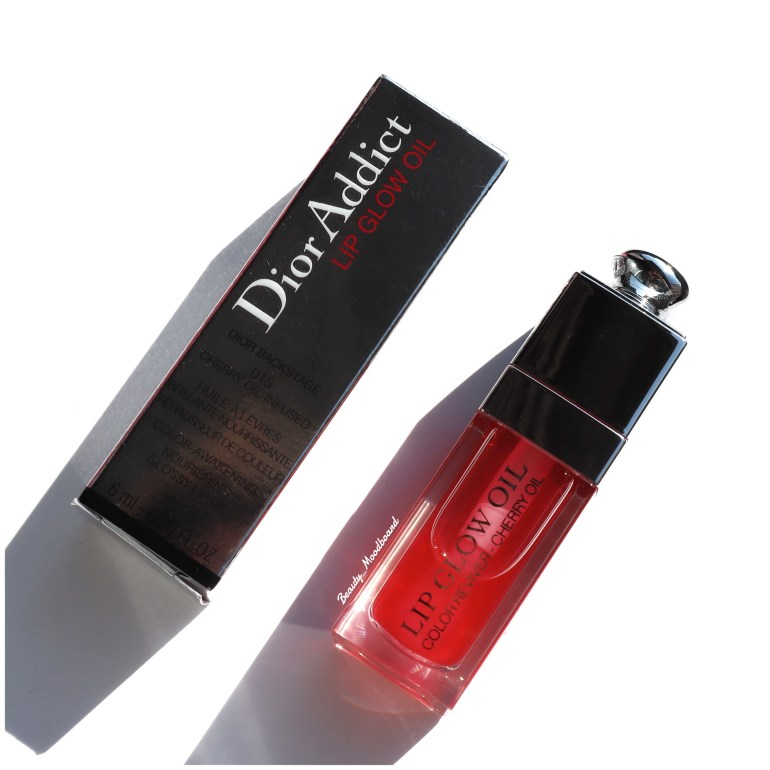 Dior Addict Lip Glow Oil teinte Cherry 015