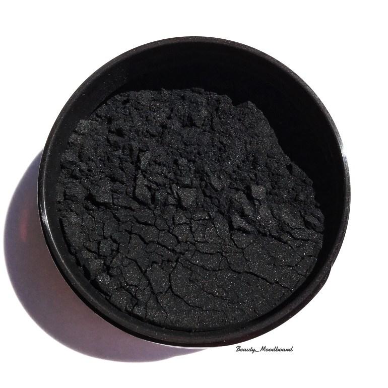 Swatch poudre naturelle blanchiment des dents Carbon Coco au charbon actif