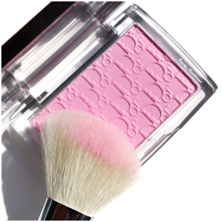 Dior Backstage Rosy Glow motif poudre Dior Oblique