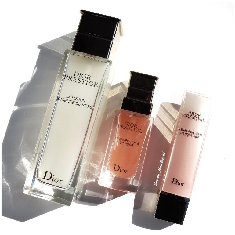 Soins haut de gamme pour le visage Dior Prestige