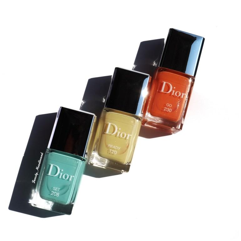 Collection été 2020 Dior Vernis Color Game