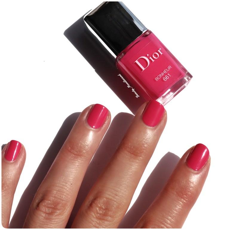 Swatch Bonheur 661 vernis couleur rose