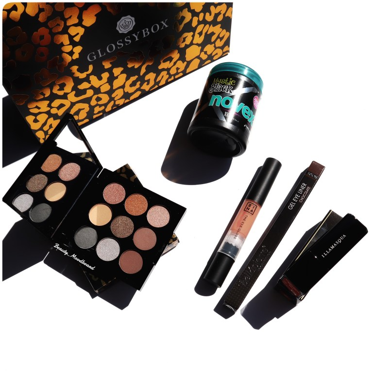 Box beauté Wild Thing GLOSSYBOX Mai 2020