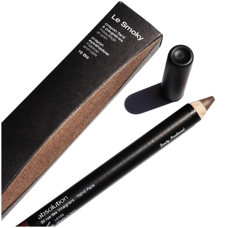 Crayon Fard à paupières vegan 100% d'origine naturelle et 30% bio certifié Ecocert
