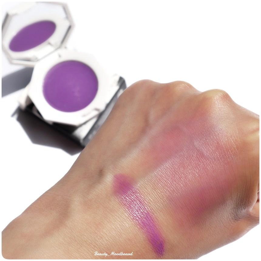 Swatch Cream Blush Fenty Beauty Drama Cla$$ 07