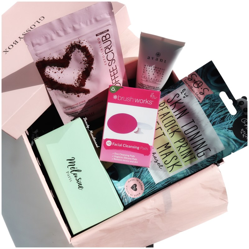 GLOSSYSPA Box Beauté Septembre 2020