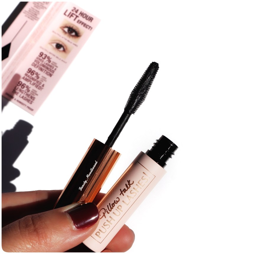 Mascara Pillow Talk Push Up Lashes Charlotte Tilbury