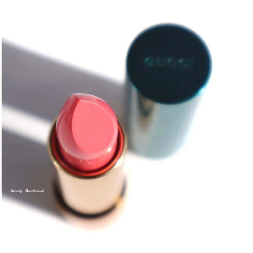 Rouge à Lèvres Gucci Satin No More Orchids 410 édition limitée Noël 2020