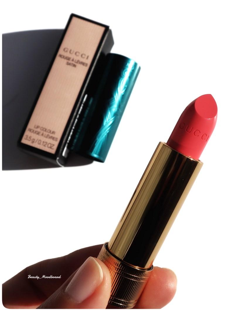 Rouge Satin Rose blush marque de luxe italienne