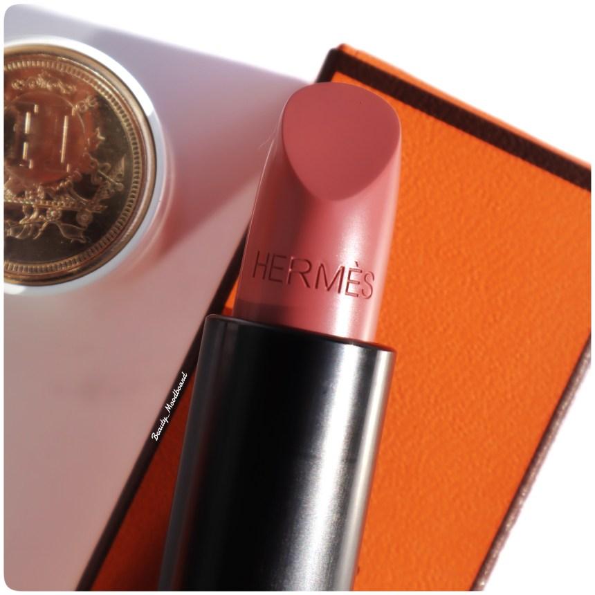 Rouge à lèvres de luxe bois de rose nude