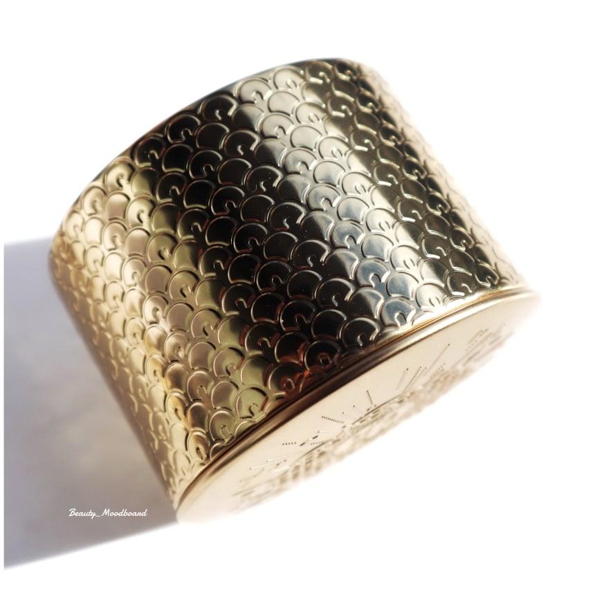 Packaging Golden Bee Météorites Guerlain Collection Noël 2020