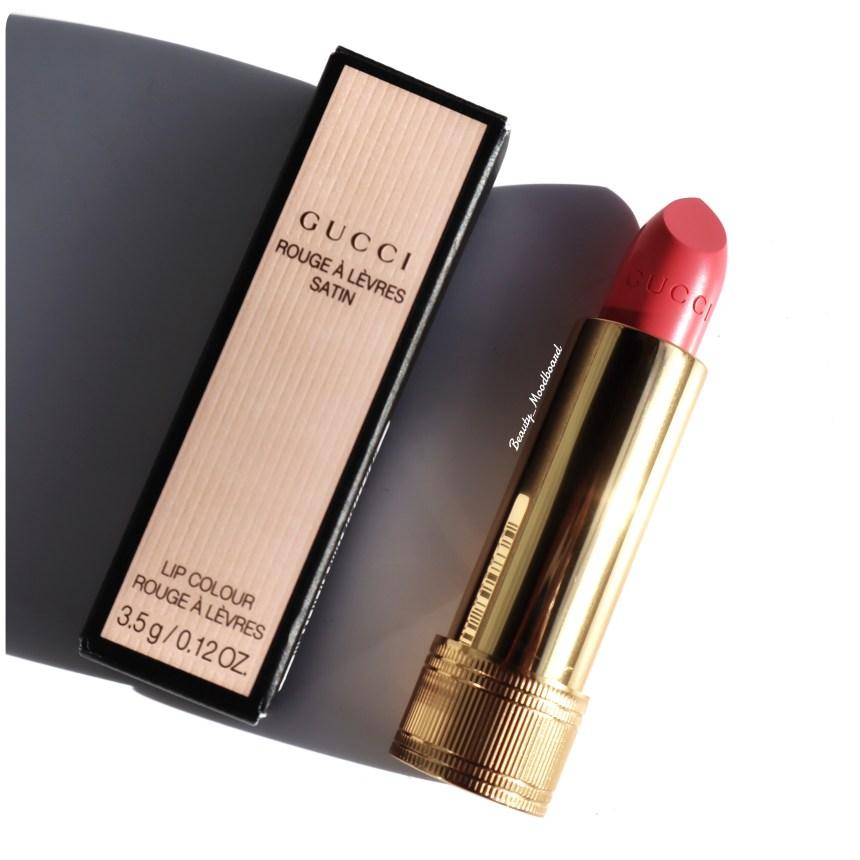 Rouge à Lèvres Satin Gucci Noël 2020