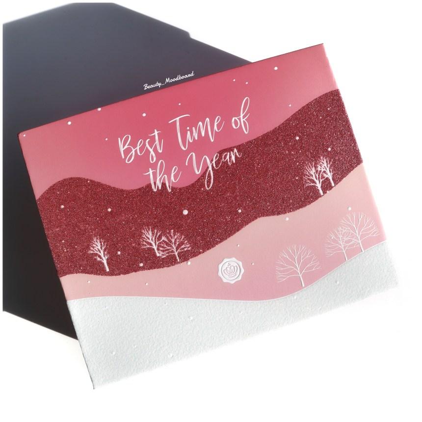 Box Beauté Glossybox Décembre 2020
