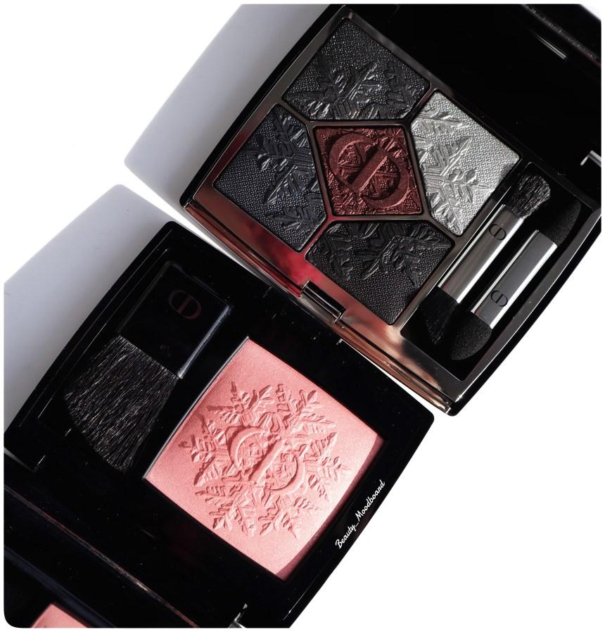 Duo Blush & Palette Dior Noël 2020