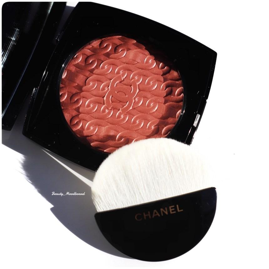 Les Chaînes De Chanel Poudre Blush Illuminatrice
