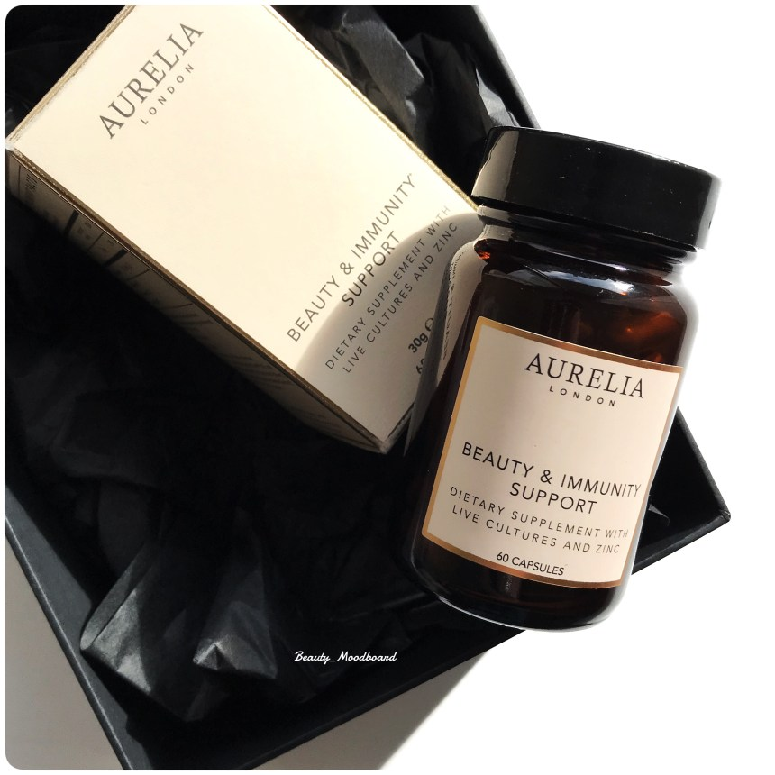 Aurelia London Beauty Immunity Support HorosKope Chinois Lapin 2021