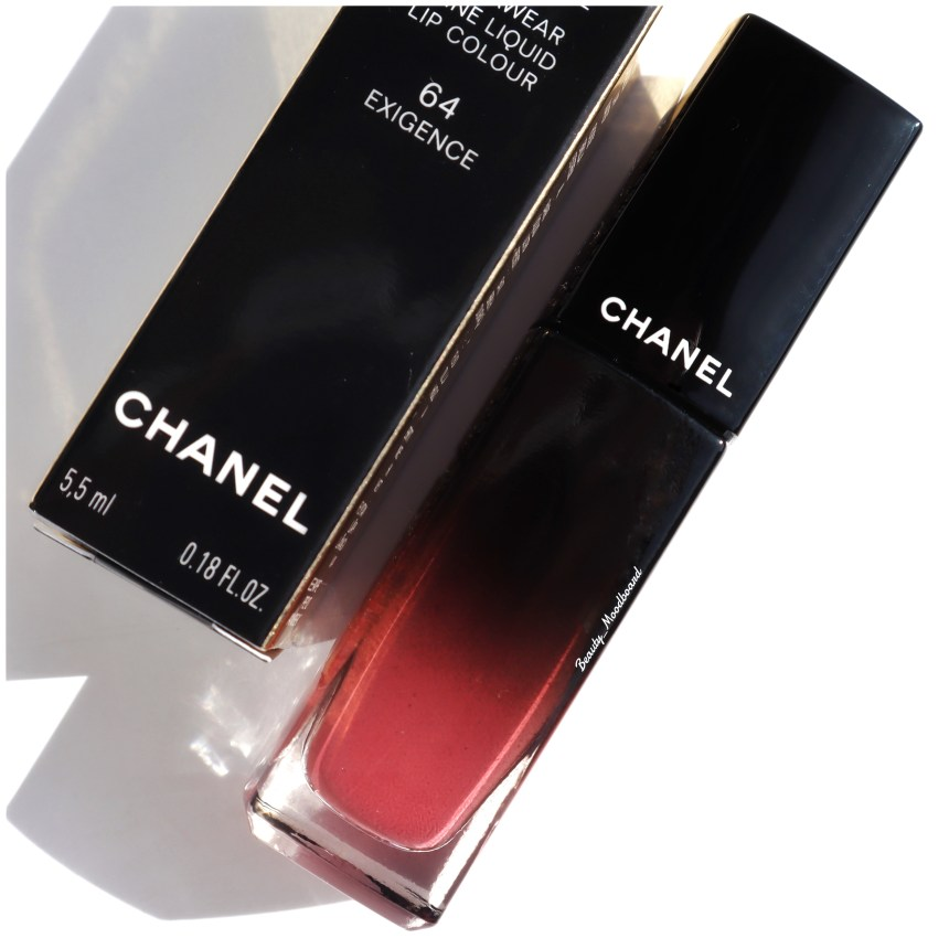 Chanel Rouge Allure Laque 64 Exigence