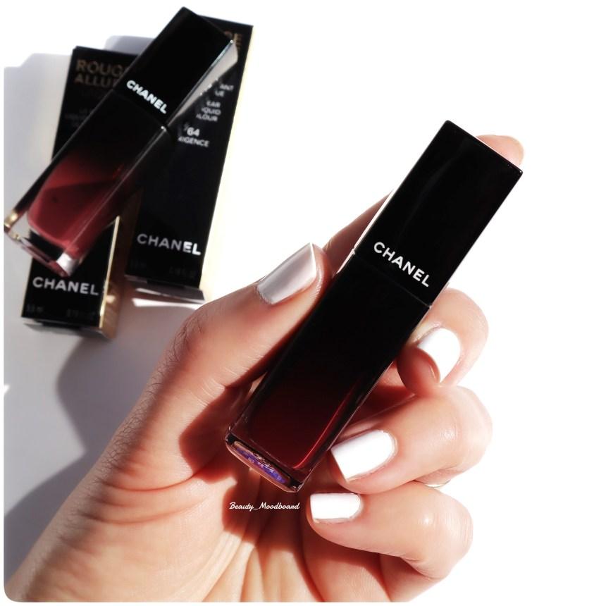 Flacon Rouge Allure Laque Chanel