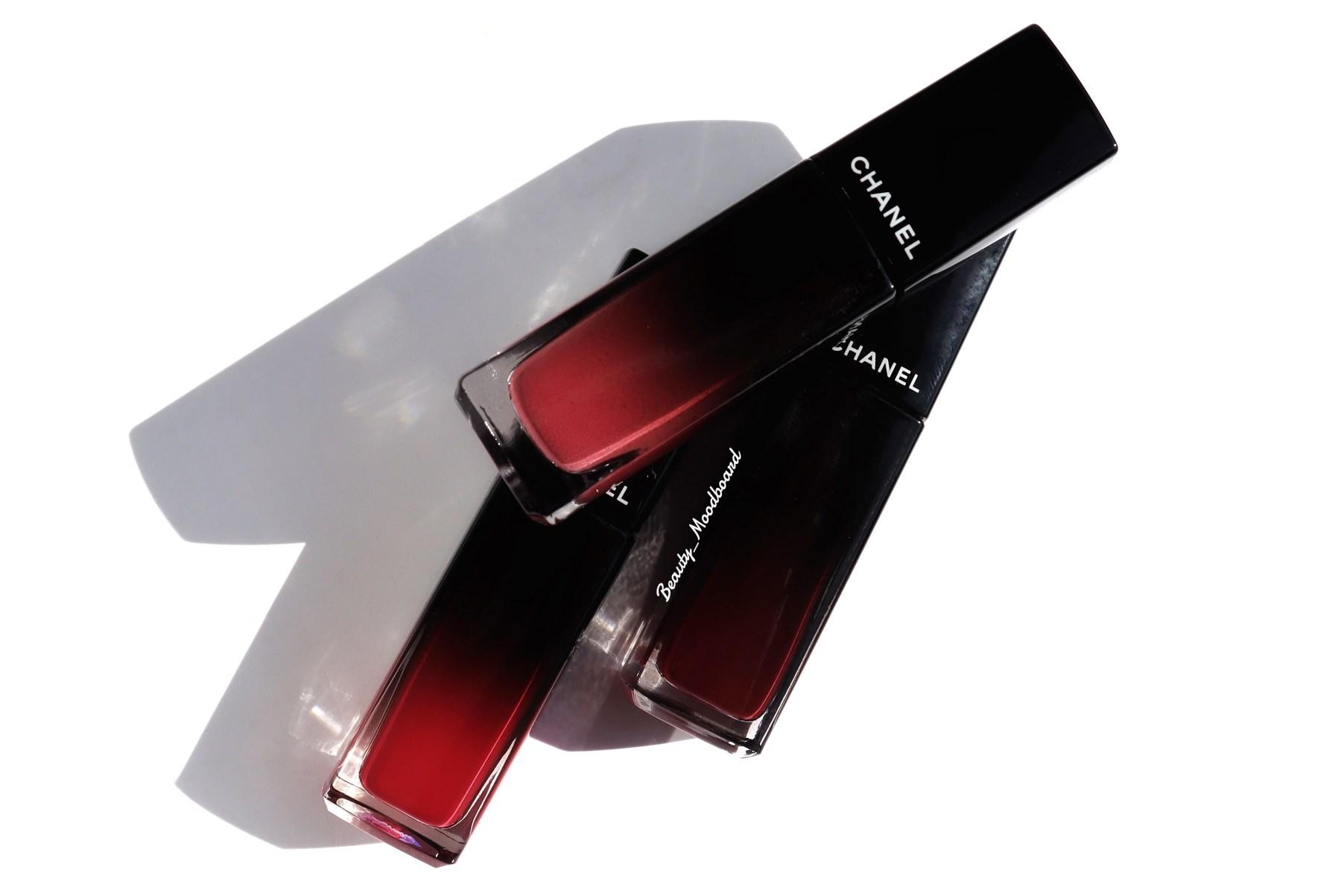 Nouveaux Rouge Allure Laque Chanel