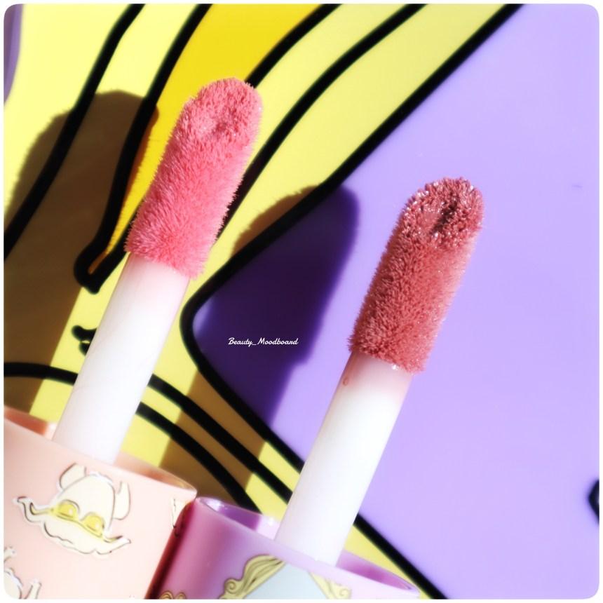 Pinceau Lip Gloss Monica & Chandler