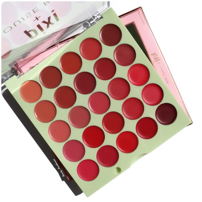 Beauty HorosKope Rentrée 2021 Scorpion Cream Rouge Palette Pixi