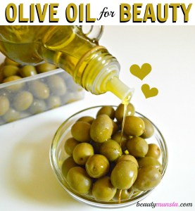 20 Beauty Benefits of Olive Oil