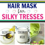 Olive Oil Hair Mask Recipes for Luscious Hair