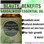 10 Benefits of Sandalwood Essential Oil for Skin & Hair
