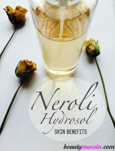 10 Neroli Hydrosol Skin Benefits | Orange Blossom Flower Water