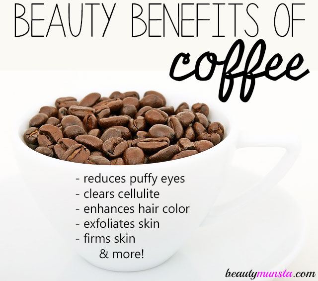 11 Beauty Benefits Of Ground Coffee For Skin Hair Amp More
