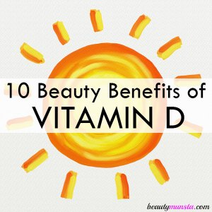 Beauty Benefits of Vitamin D for Beautiful Skin and Hair
