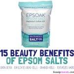 15 Beauty Benefits of Epsom Salts for Skin, Hair & More
