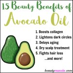 15 Beauty Benefits of Avocado Oil for Skin, Hair & More