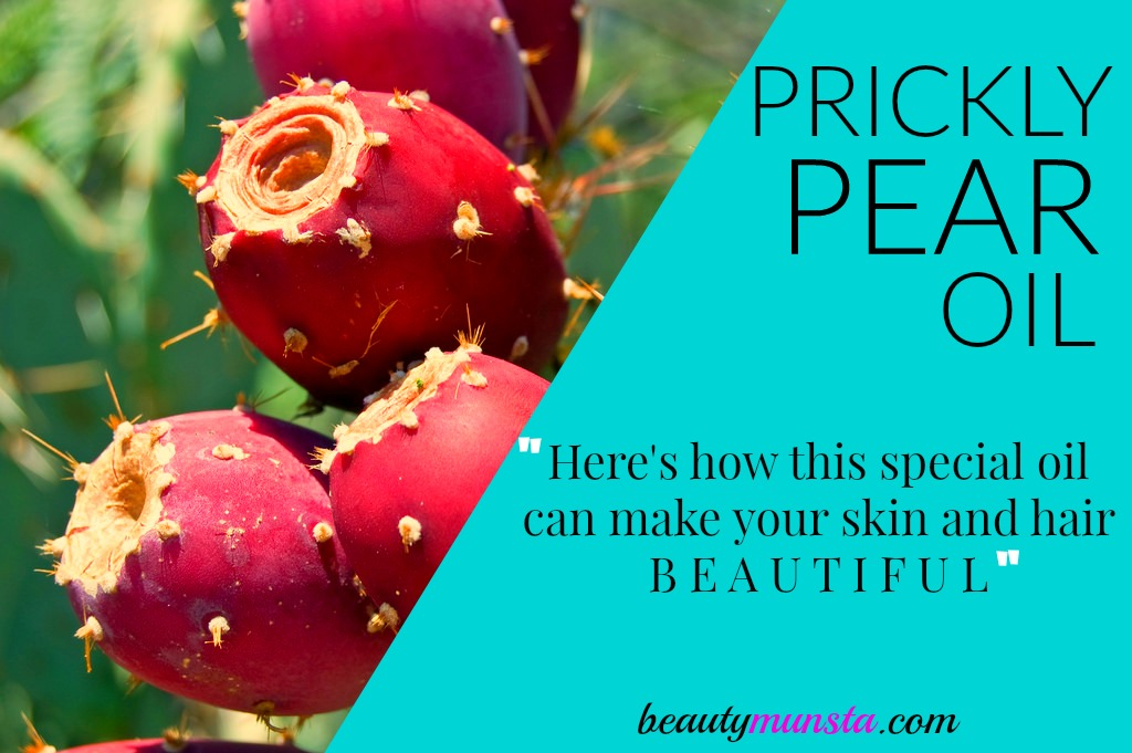 10 Beauty Benefits Of Prickly Pear Oil For Skin Amp Hair