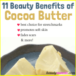 10 Delicious Beauty Benefits of Cocoa Butter