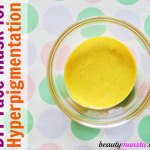 DIY Hyperpigmentation Face Mask