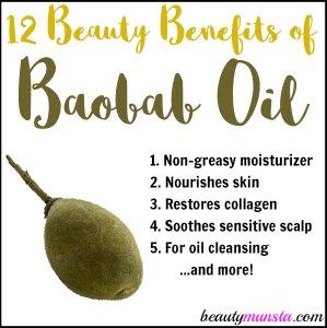 12 Beauty Benefits of Baobab Oil for Skin & Hair