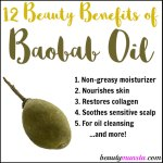 12 Beauty Benefits of Baobab Oil for Skin & Hair