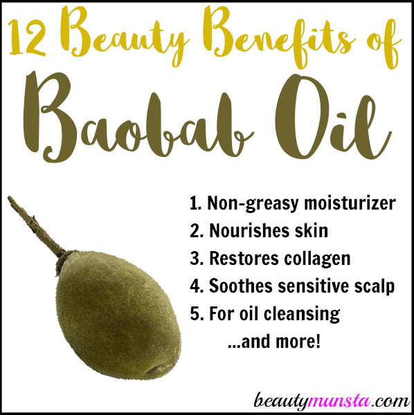 Beautymunsta.com brings you 12 ballistic beauty benefits baobab oil, a precious oil that offers a lot for beautiful skin, hair and more!