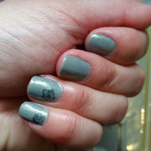 Mani-Monday: Sinful Shine Kylie Signature Collection
