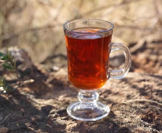 Rooibos tea cup 1