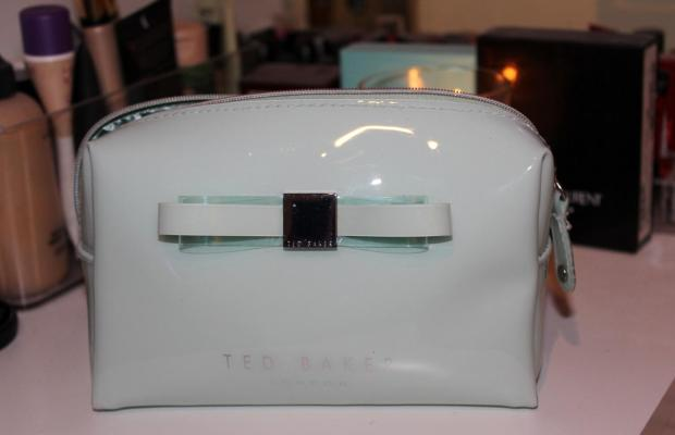 Ted Baker Mint Makeup Bag
